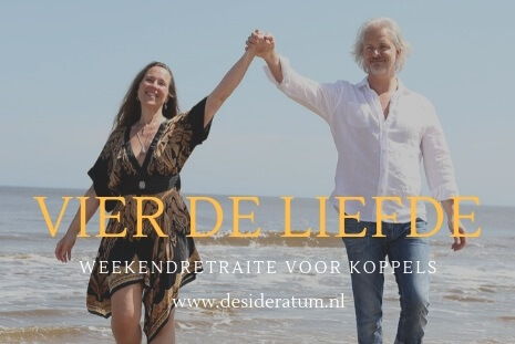 18 t/m 20 september: Vier de Liefde! Koppelsretraite